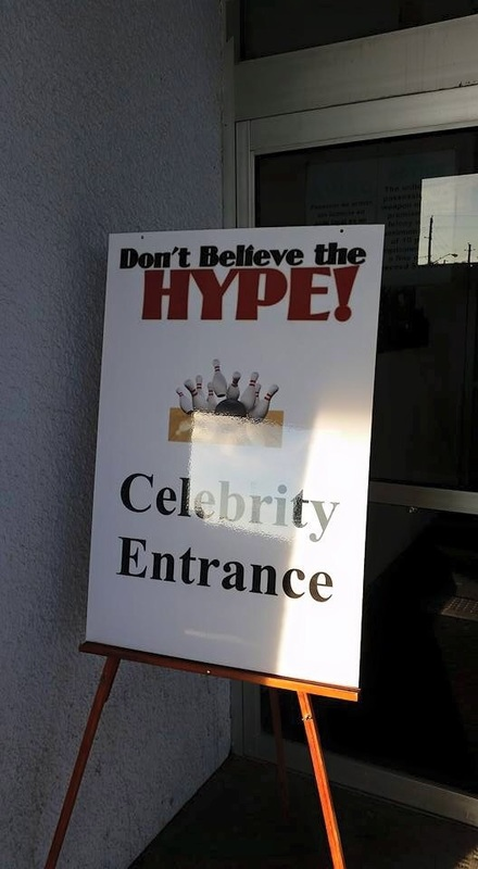 Don't Believe The Hype - Celebrity Bowlathon - Facebook